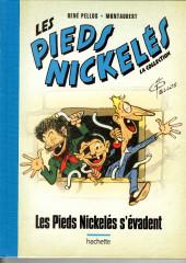 Les pieds Nickelés - La Collection (Hachette, 2e série) -8- Les Pieds Nickelés s'évadent