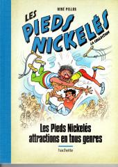 Les pieds Nickelés - La Collection (Hachette, 2e série) -11- Les Pieds Nickelés attractions en tous genres