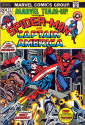 Marvel Team-Up Vol.1 (Marvel comics - 1972) -13- (sans titre)