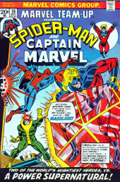 Marvel Team-Up Vol.1 (Marvel comics - 1972) -16- Two of the World's Mightiest Heroes, vs. a Powerful Supernatural!
