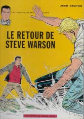 Michel Vaillant -9a1968- Le retour de Steve Warson