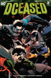 DCeased (DC comics - 2019) -2- The Monster Inside Of Us All