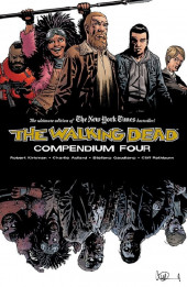 Walking Dead (The) (2003) - The Walking Dead Compendium book four