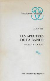 (DOC) Études et essais divers - Les Spectres de la bande dessinée. Essai sur la B.D.