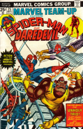 Marvel Team-Up Vol.1 (Marvel comics - 1972) -25- (sans titre)