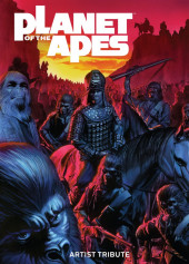 Planet of the Apes Artist Tribute (BOOM!studios - 2019) - Planet of the Apes Artist Tribute