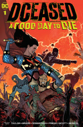DCeased (DC comics - 2019) -HS- A Good Day to Die