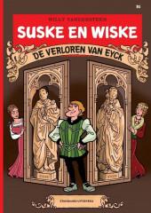 Suske en Wiske -351- De verloren Van Eyck
