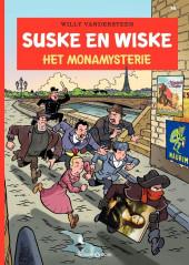 Suske en Wiske -341- Het Monamysterie
