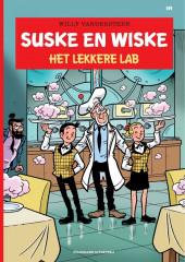 Suske en Wiske -349- Het lekkere lab