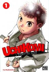 Uchikomi ! : L'Esprit du Judo -1- Volume 1