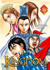 Kingdom -35- Tome 35