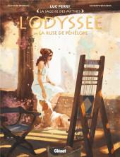L'odyssée (Bruneau) -3- La ruse de Pénélope