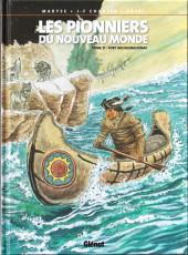 Les pionniers du Nouveau Monde -21- Fort Michilimackinac