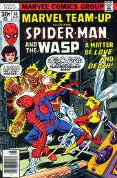 Marvel Team-Up Vol.1 (Marvel comics - 1972) -60- A Matter of Love and Death!