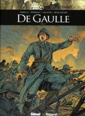 Ils ont fait l'Histoire -33- De Gaulle