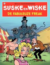 Suske en Wiske -330- De fabuleuze freak