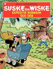 Suske en Wiske -334- Expeditie Robikson - Taxi Tata