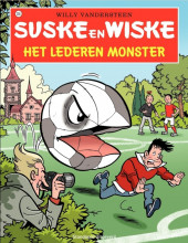 Suske en Wiske -335- Het lederen monster