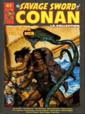 Savage Sword of Conan (The) (puis The Legend of Conan) - La Collection (Hachette) -61- Un crâne sur la mer