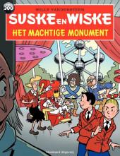 Suske en Wiske -300- Het machtige monument