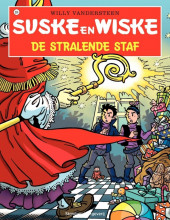 Suske en Wiske -306- De stralende staf