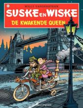 Suske en Wiske -313- De kwakende queen