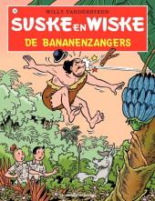 Suske en Wiske -315- De bananenzangers