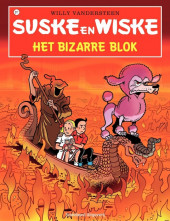 Suske en Wiske -317- Het bizarre blok