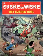 Suske en Wiske -321- Het ijzeren duel