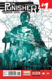 Punisher Vol.10 (Marvel comics - 2014) (The) -1- Memento Mori