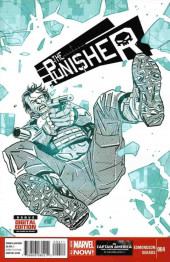 Punisher Vol.10 (Marvel comics - 2014) (The) -4- Static Charge