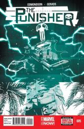 Punisher Vol.10 (Marvel comics - 2014) (The) -5- Blackout