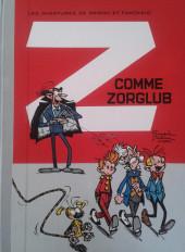 Spirou et Fantasio -15TT- Z comme Zorglub