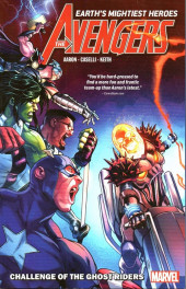 Avengers Vol.8 (Marvel comics - 2018) -INT05- Challenge of the ghost riders