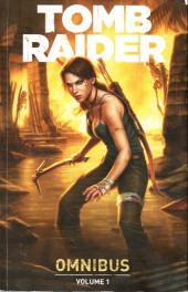 Tomb Raider (2014) -INT01- Omnibus vol 1