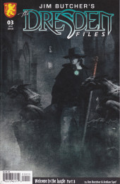 Jim Butcher's The Dresden Files: Welcome to the Jungle (2008)