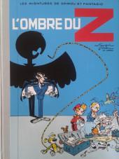 Spirou et Fantasio -16TT_V2- L'ombre du Z