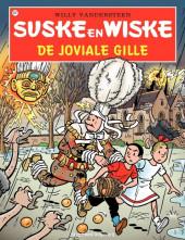 Suske en Wiske -297- De joviale Gille