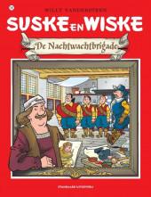 Suske en Wiske -292- De Nachtwachtbrigade