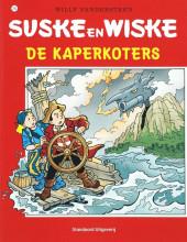 Suske en Wiske -293- De kaperkoters