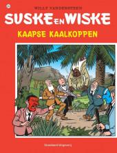 Suske en Wiske -284- Kaapse kaalkoppen