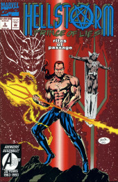 Hellstorm: Prince of lies (Marvel comics - 1993) -3- Rites of Passage