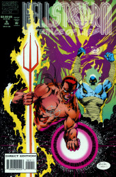 Hellstorm: Prince of lies (Marvel comics - 1993) -5- Issue # 5