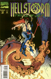 Hellstorm: Prince of lies (Marvel comics - 1993) -18- Issue # 18