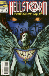 Hellstorm: Prince of lies (Marvel comics - 1993) -19- Bend Sinister