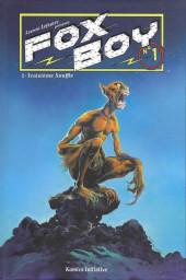 Fox-Boy (Komics Initiative) -1VC- Fox-Boy