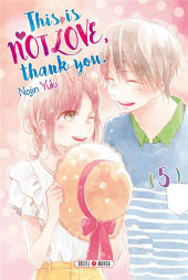 This is not Love, thank you.  -5- Tome 5