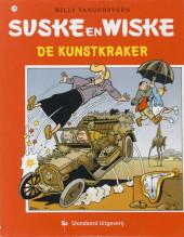 Suske en Wiske -278- De kunstkraker