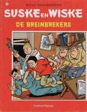Suske en Wiske -282- De breinbrekers